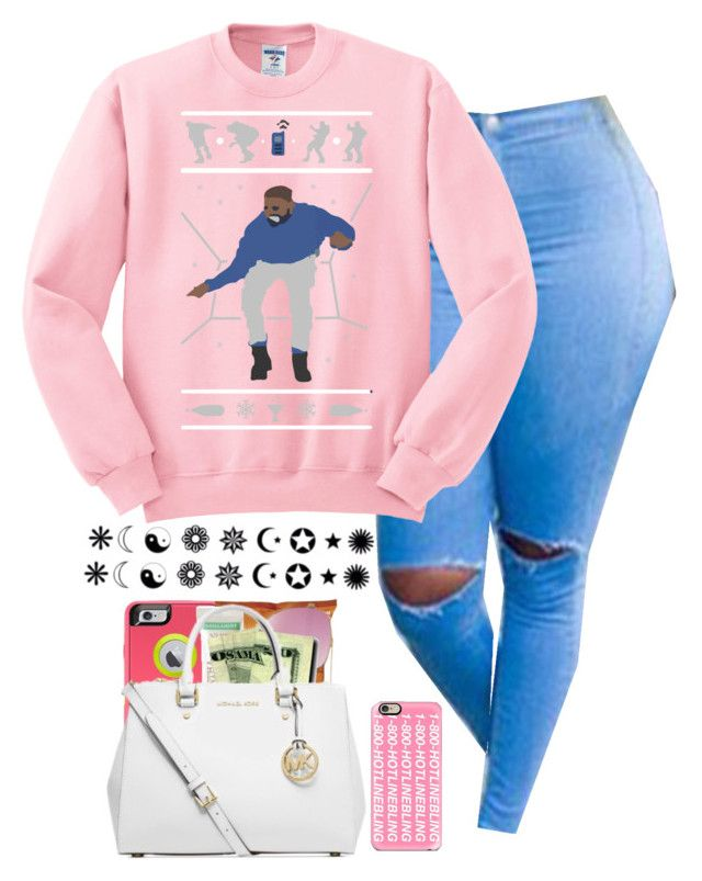 """""""1-800-HOTLINEBLING"""" by maddiegoose03 ❤ liked on Polyvore featuring Casetify"""