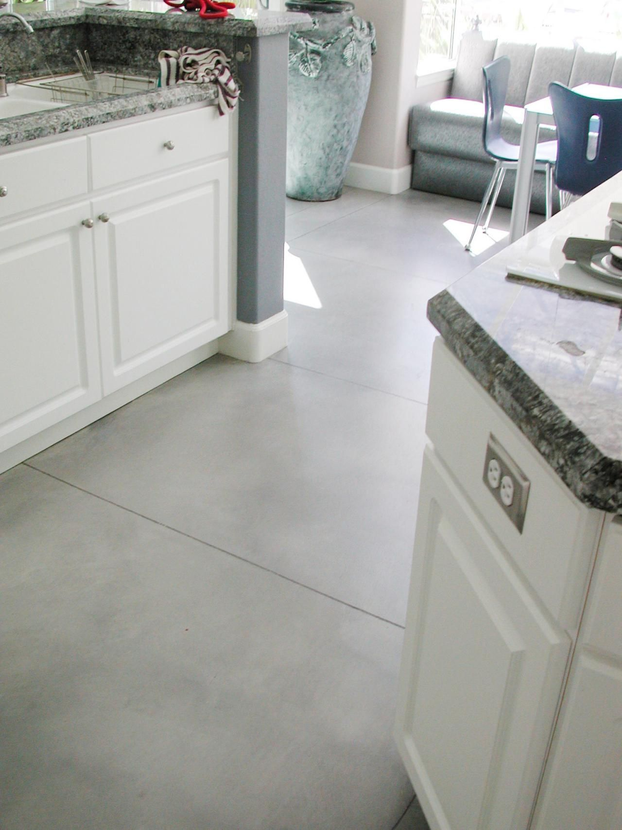 Pictures of Alternative Kitchen Flooring Surfaces