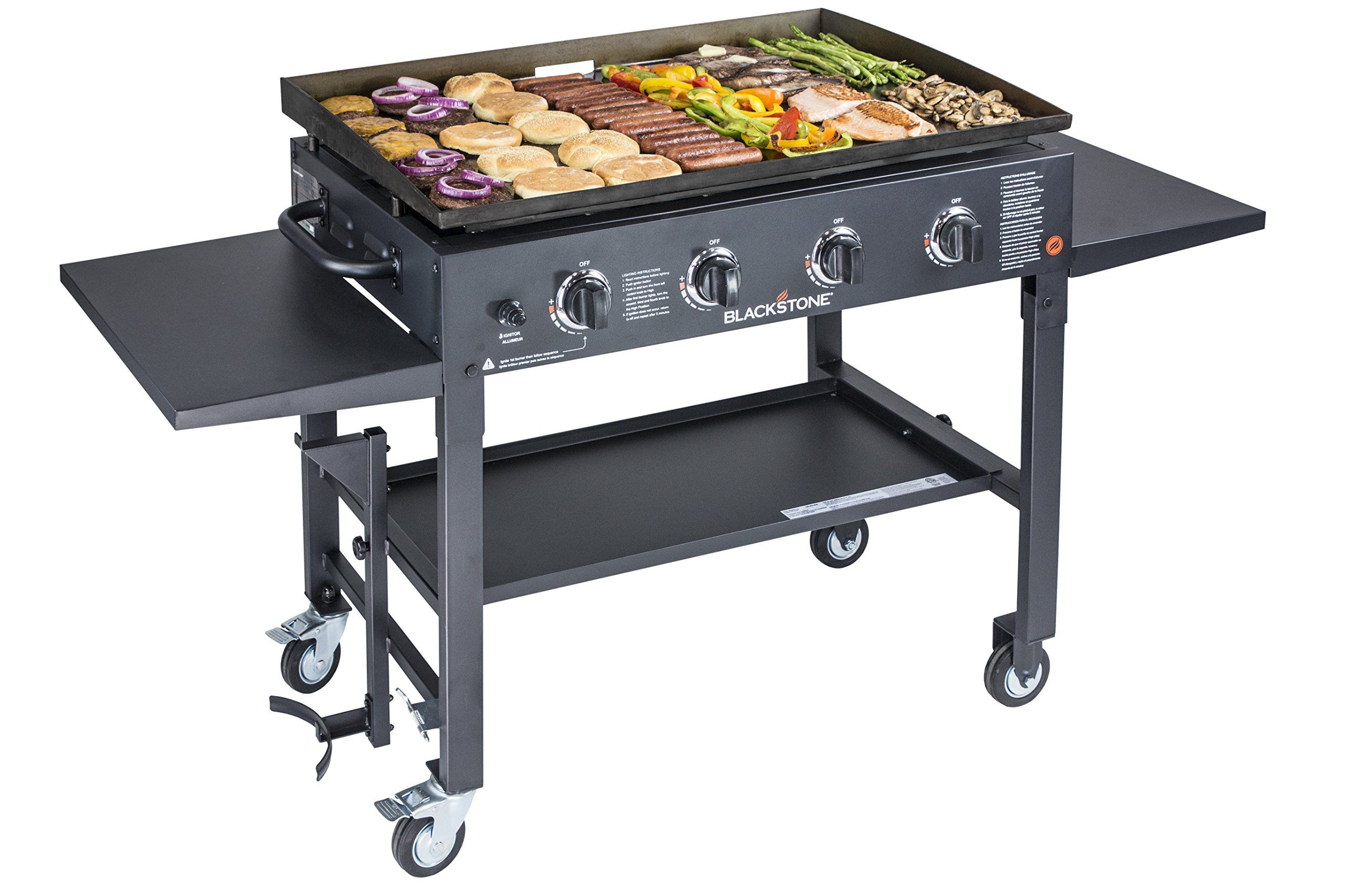 The Best Carts The Best Carts Is A Webshop Magazine Focused On Personal And Commercial Carts In 2020 Griddle Cooking Outdoor Kitchen Design Gas Grill