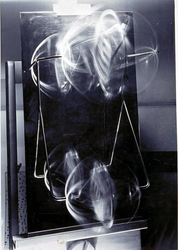 1933. Laszlo Moholy-Nagy (Hungary). Lumino kinetic art. More details here http://lpwalliance.com/index2.php?type=publicationview=15