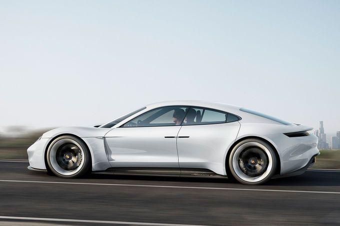 erlkonig porsche mission e code j1 elektro sportwagen fur 2020