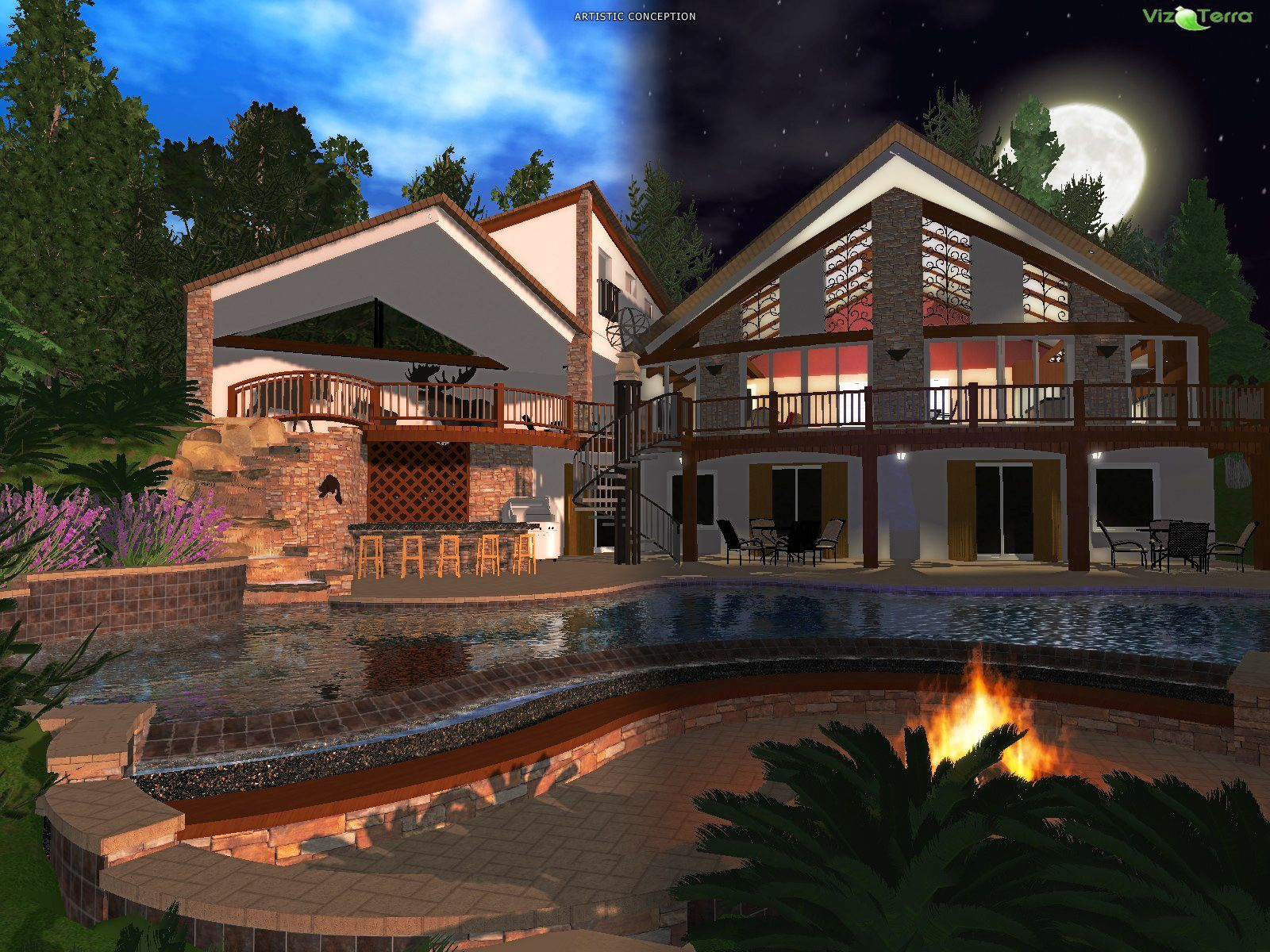 Image Result For Vizterra Landscape Design Software Landscape Design Landscape Design Plans