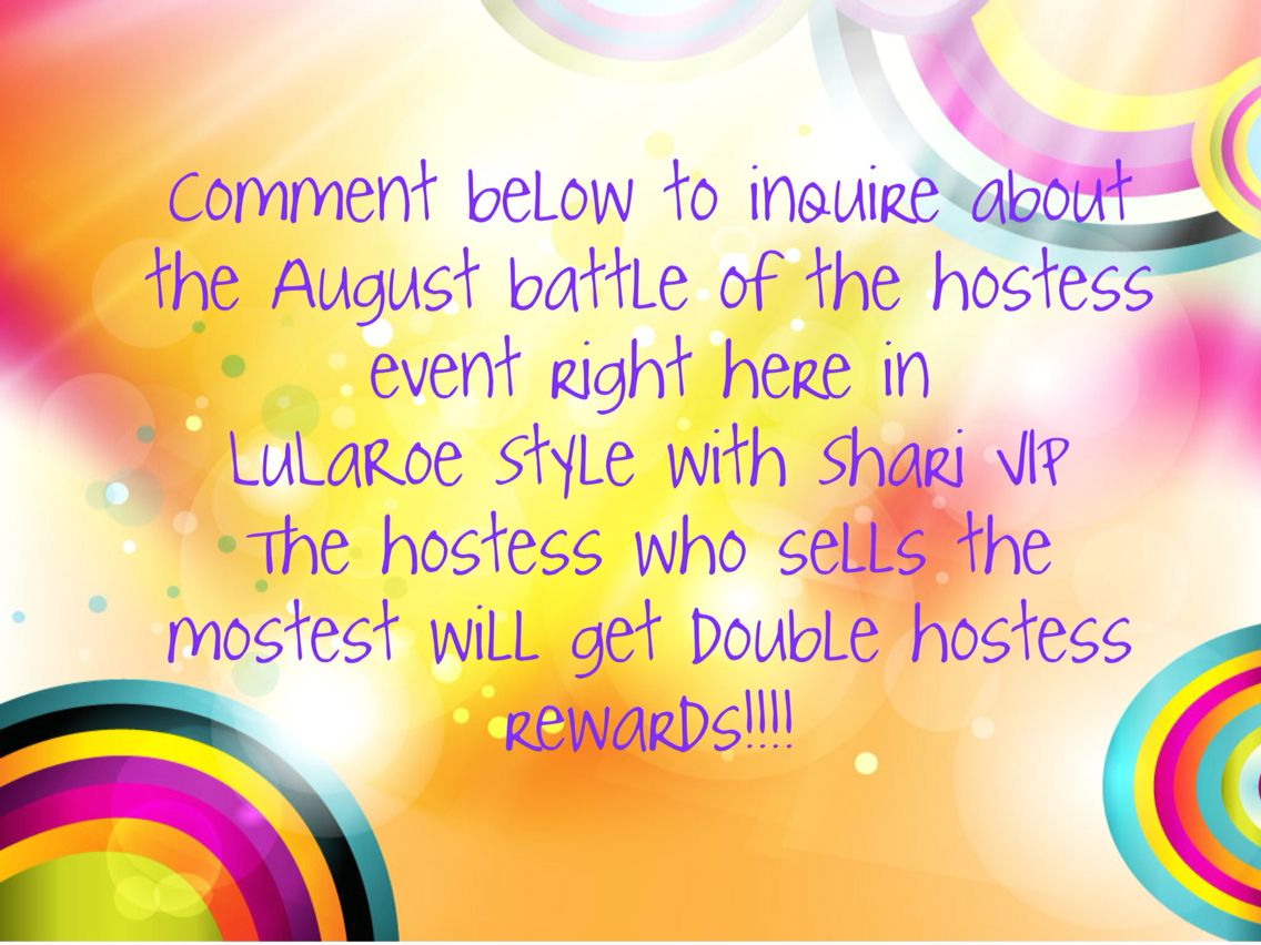 now accepting hostesses for the lularoe battle of the now accepting hostesses for the lularoe battle of the hostess in my vip hostesses