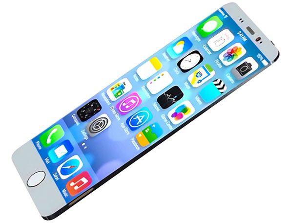 iPhone 6, posiblemente más delgado.