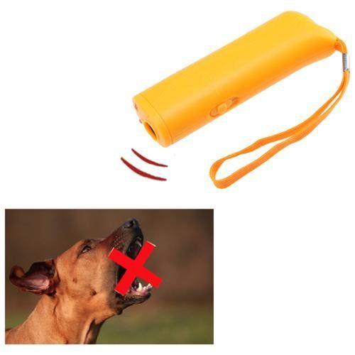 Stop Bark Anti-Barking Ultrasonic Repeller Dog Repeller Training For Dogs, Pets