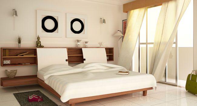 Decora o para quartos bonitos e simples bedrooms - Sofas bonitos ...