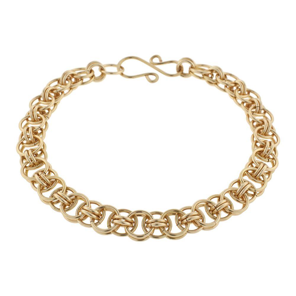 Strike Gold Bracelet   Fusion Beads Inspiration Gallery