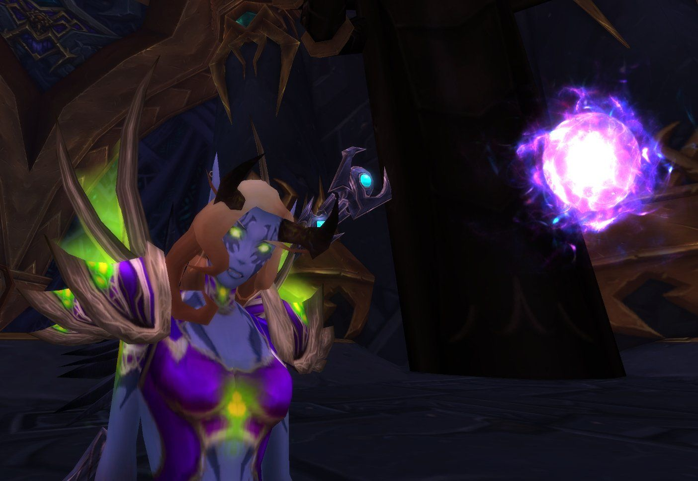 """""""This toy is fun. :) #Warcraft"""""""