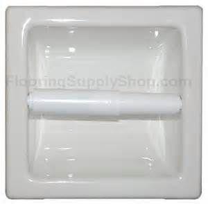 Recessed Toilet Paper Holder White Ceramic Bing Images Recessed Toilet Paper Holder Tissue Holders Toilet Paper Holder