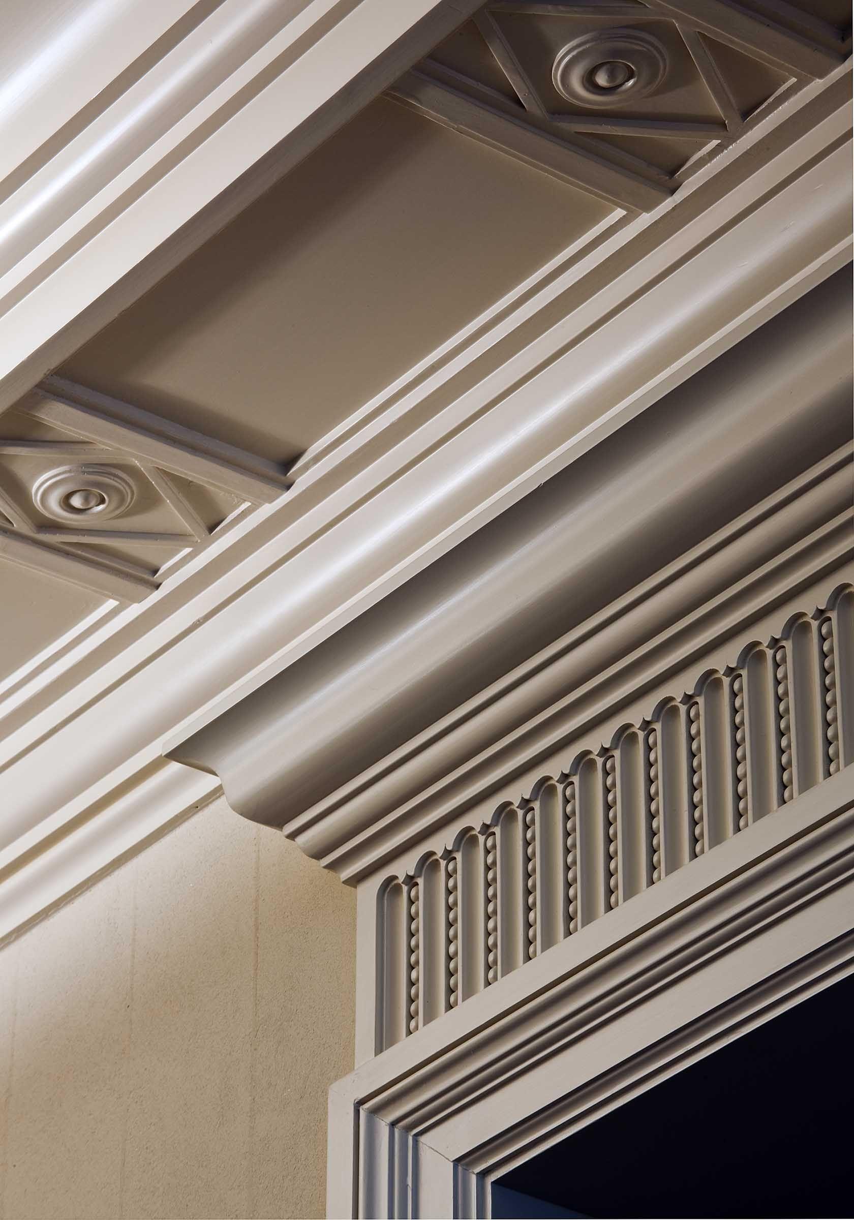 John B  Murray Architect Gallery Detail | Details | Ceiling