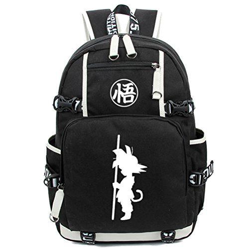 7cad7e3f590a YOYOSHome Anime Dragon Ball Z Cosplay Bookbag Messenger Bag Backpack ...