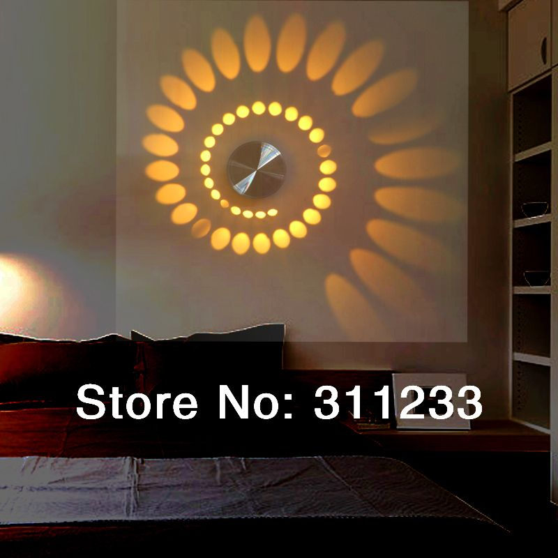 Led Lighting Wall Lamp Bedroom Bedside Lamp Entrance Lights Ktv Decoration Lamp Wall Lights Us