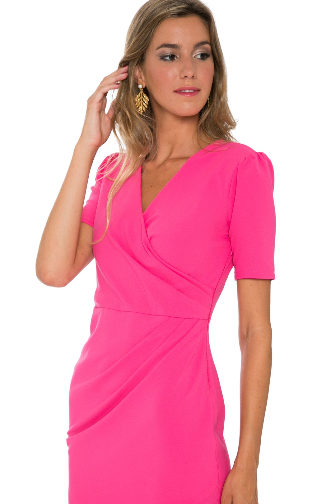 Vestido Crossing Fucsia | P!nk, pInK, Pink, PiNk, and pink rocks my ...