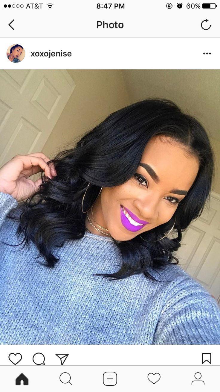 H A I R Hair In 2018 Pinterest Hair Style Black Girls