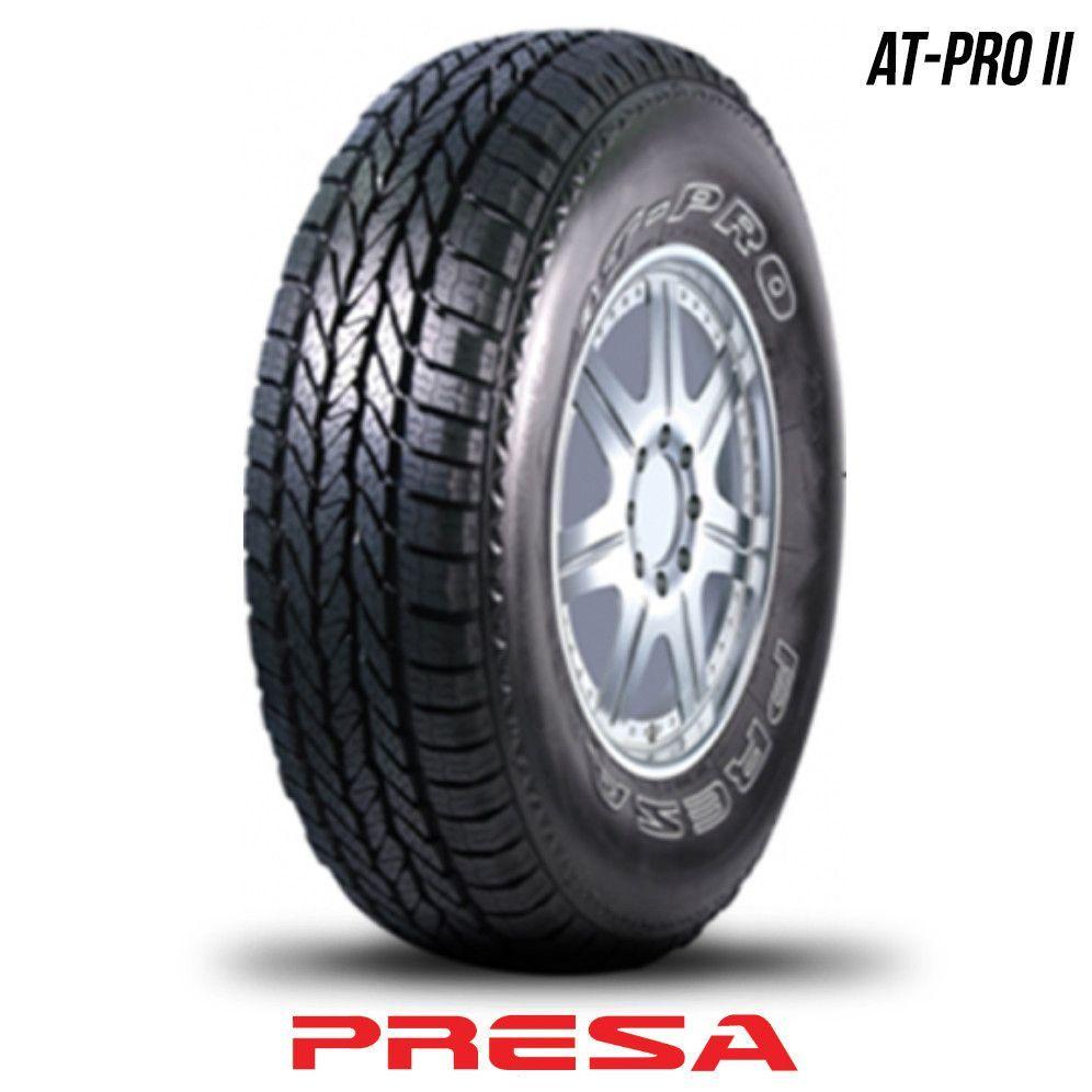 Presa AT-PRO II LT245/70R17 119/116S 10P 245 70 17 2457017 A-MXP247017