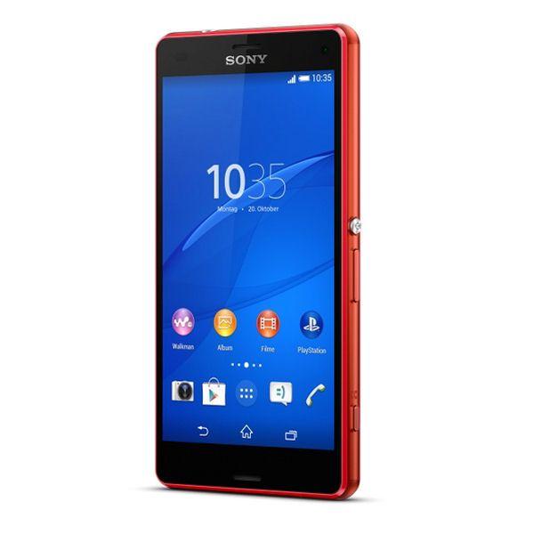 Sony Xperia Z3 Compact 11 68 Cm Hd Display 20 7 Mp Kamera 2 5 Ghz Quad Core Prozessor Staubdicht Wasserabweis Sony Xperia Z3 Smartphone Sony Xperia