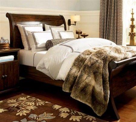 Dormitorios modernos | camas trineo - DecoraHOY | decoration ...