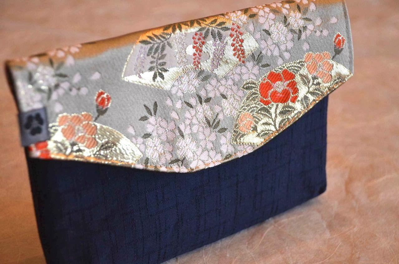 NAGATO eReader Tasche - genäht von NORIKO handmade www.noriko-handmade.de #Japan #japanische #Stoffe #eReader #Hülle #Tasche #case