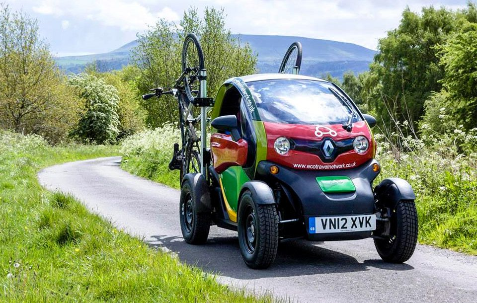 Renault Twizy Goes Off Road Renault Mini Cars Offroad