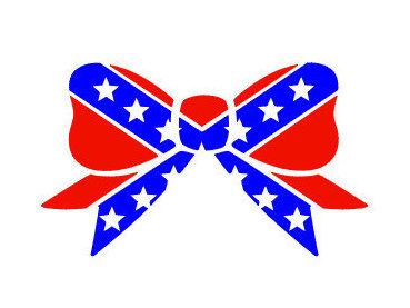 Confederate Flag Bow Decal Stone Cold Country Pinterest - Rebel flag truck decals   how to purchase and get a great value safely