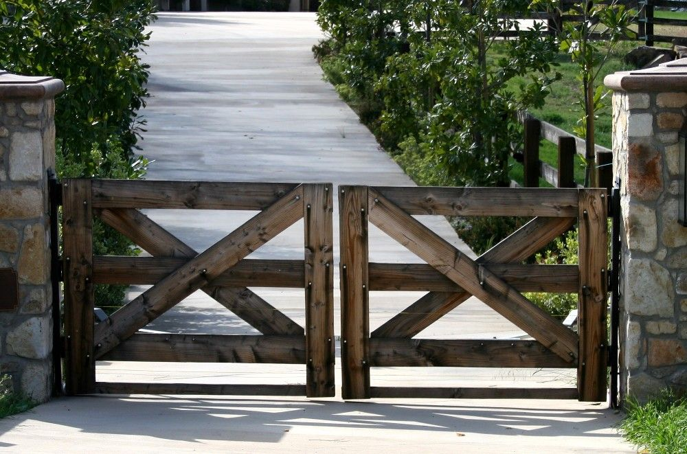 Gate2019 Gallery: Gallery For > Ranch Wooden Gate