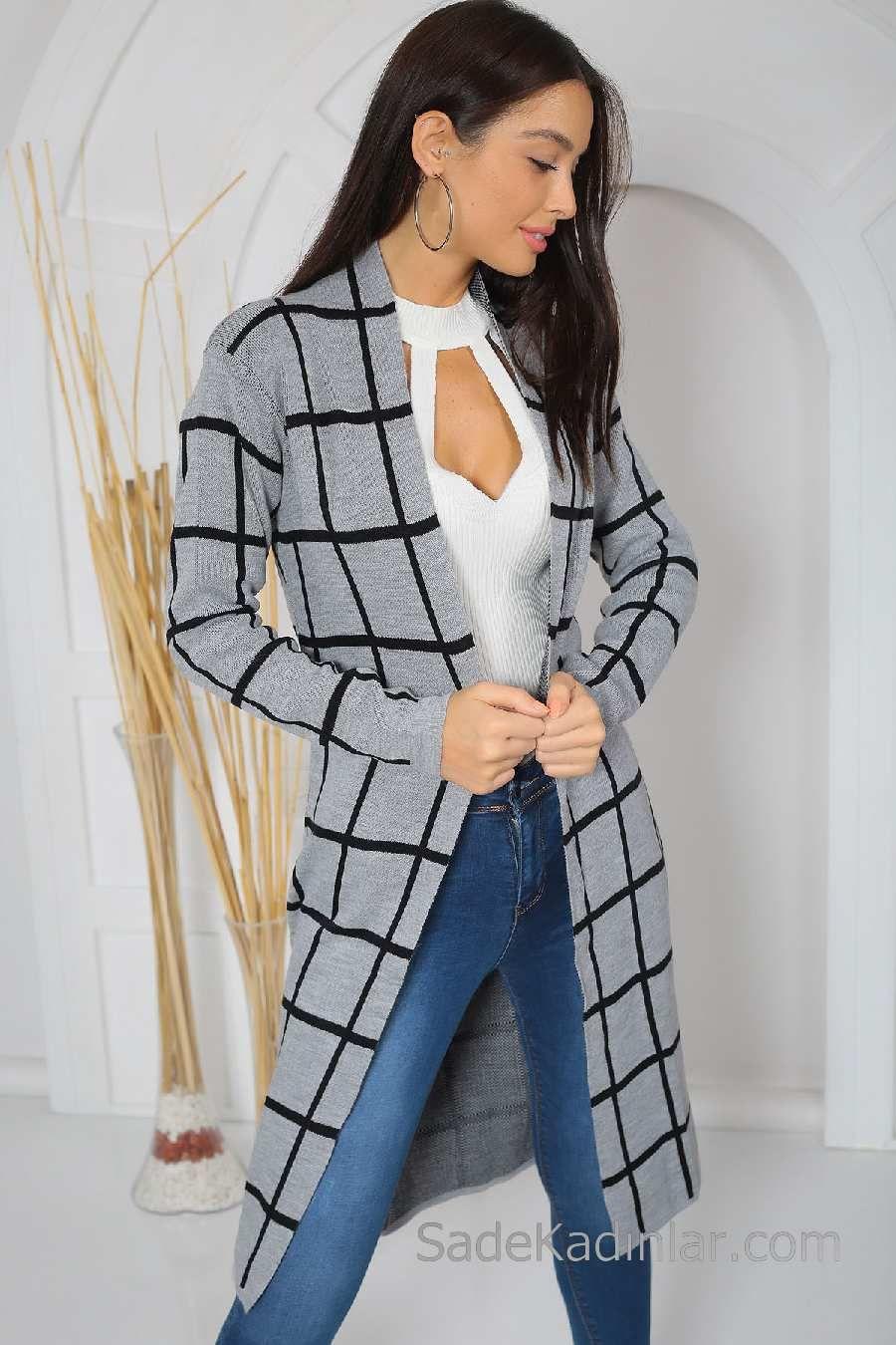 Kışlık Şık İş Kıyafet Kombinleri 2019
