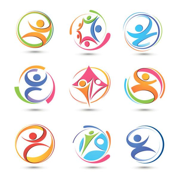 Sports Abstract Symbols Winter Olympic Symbols Pinterest