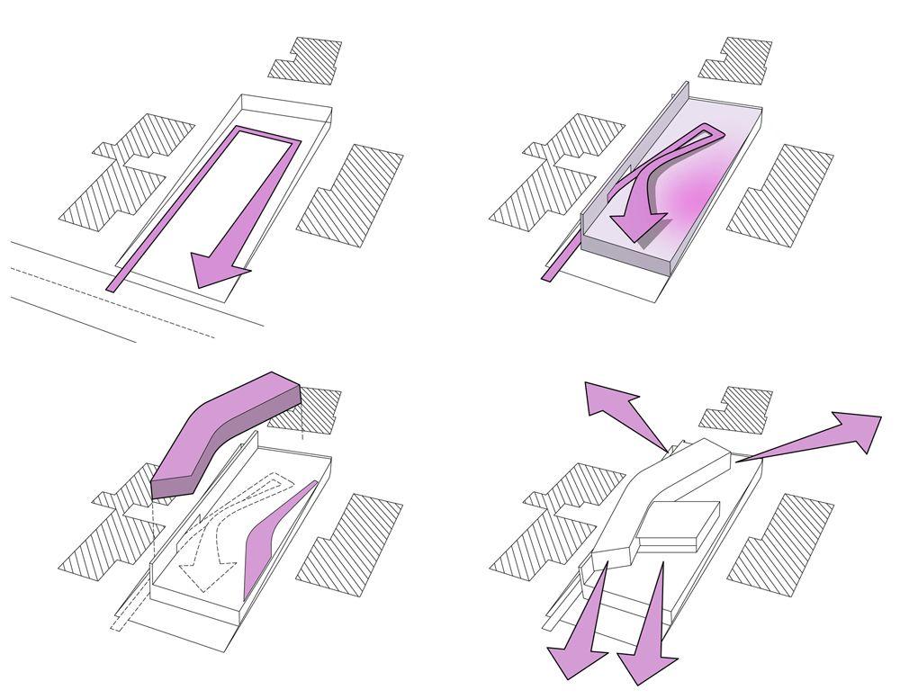 Gallery Of Psychiko House Divercity 17 Diagram Architecture Architecture Concept Diagram Concept Architecture