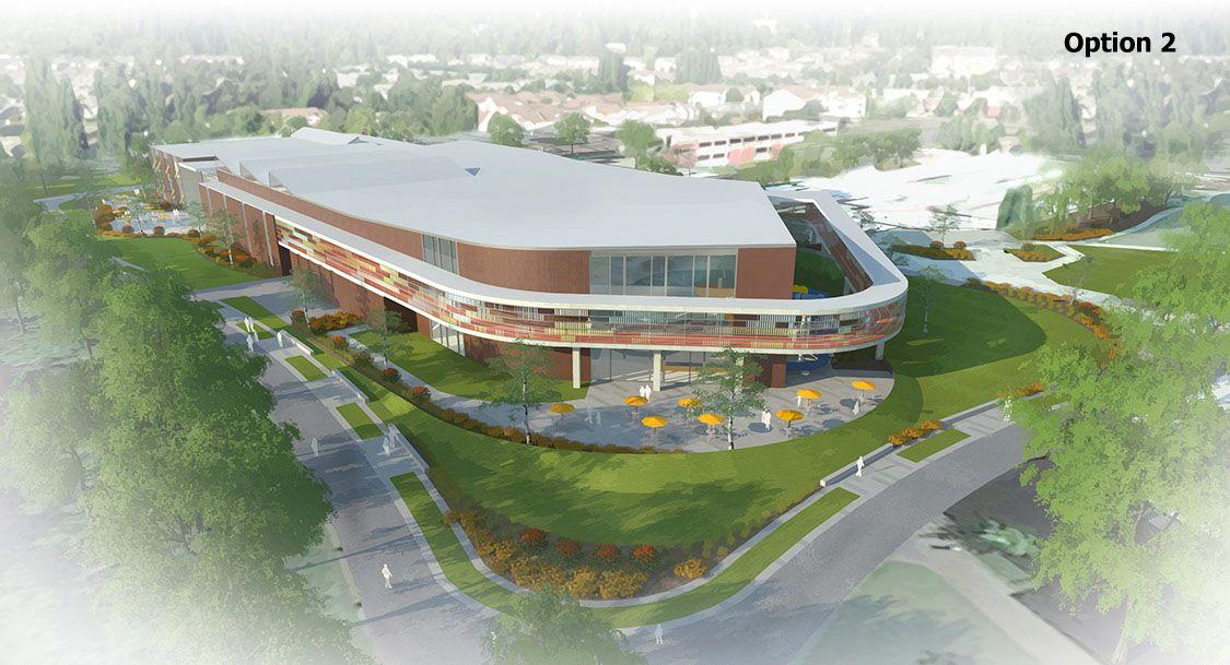 Seattle Map Redmond%0A Recreation Master Plan  City of Redmond  Washington  NAC Architecture   Architects in