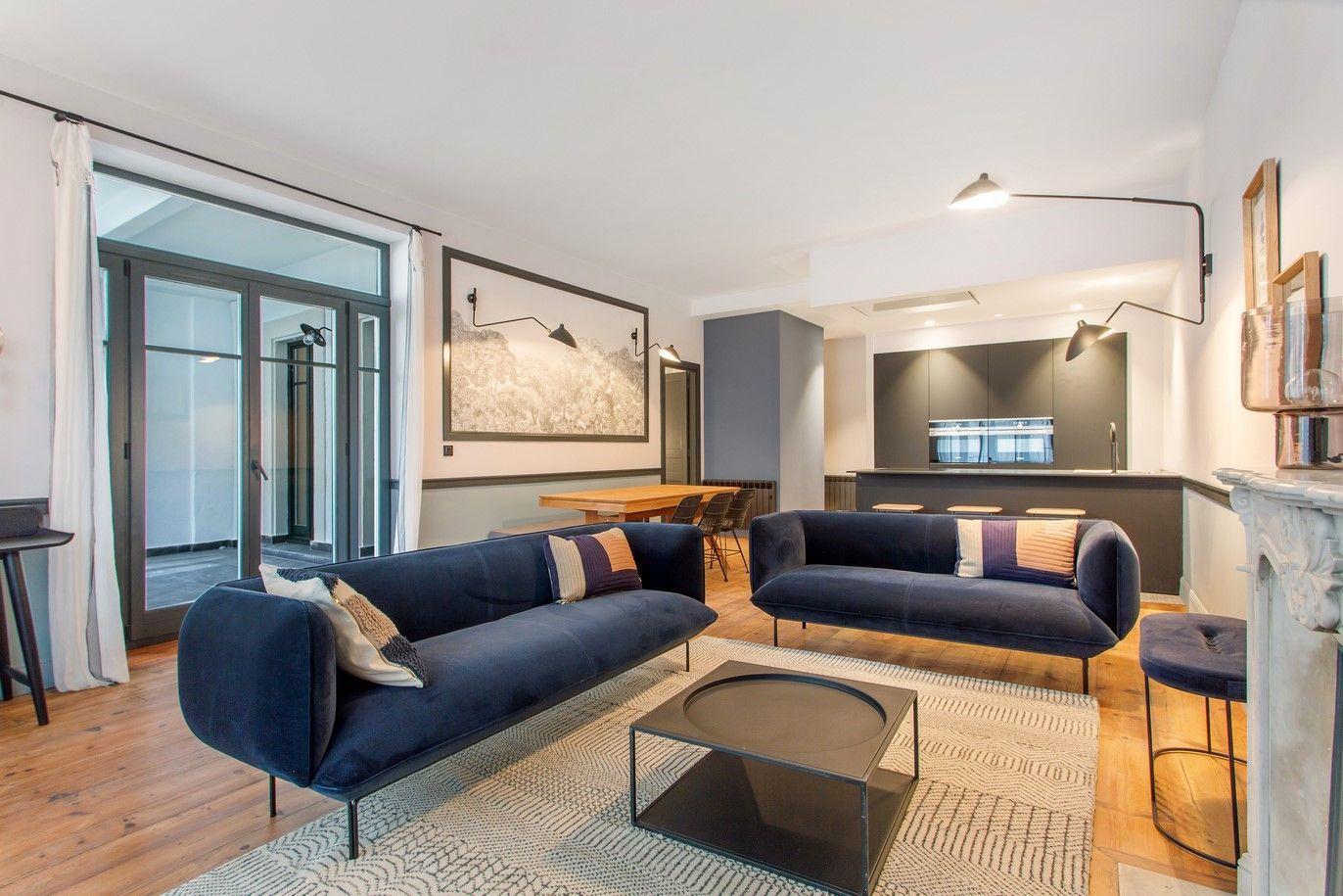 Vivre En Appartement Ou En Maison dans une maison de ville des années 30, au 2ème étage
