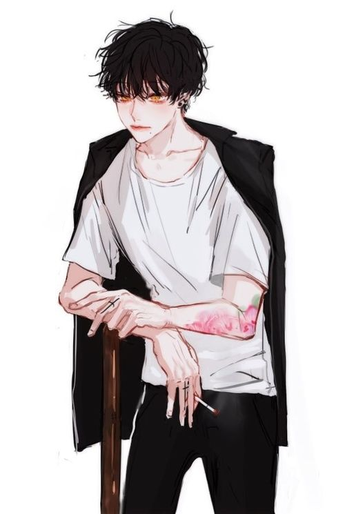 Anime And Art Image Anime Korean Anime Cute Anime Guys