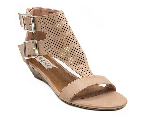 Sugar Wigout Wedge Sandal | Sandals