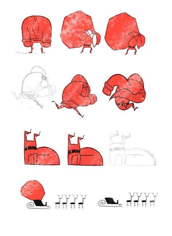 Please don't wish me a merry christmas - Juancarloscruz #animation