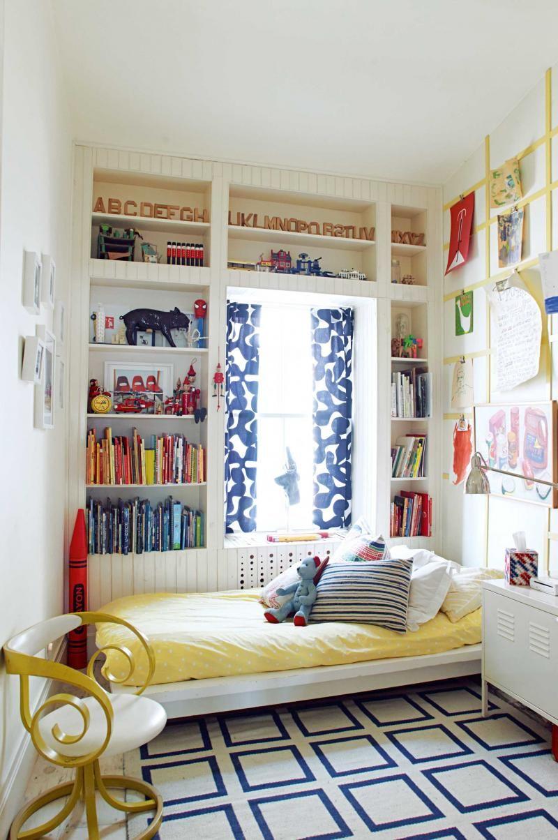 New York Loft Kid's bedroom. Kids room inspiration