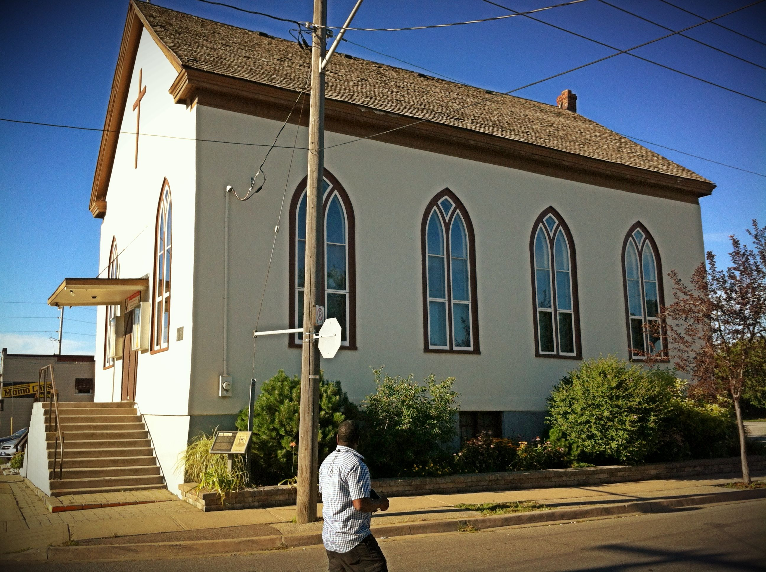 Harriet Tubman S Church In St Catherine S Canada