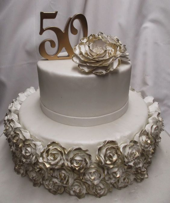 50th-anniversary-cake-ideas