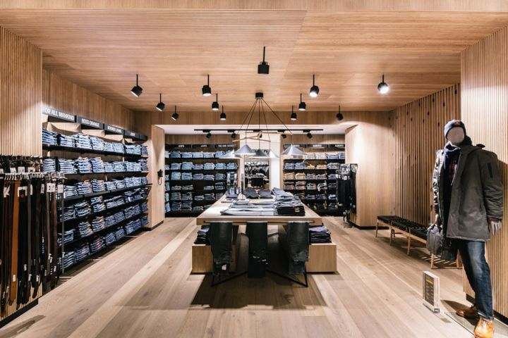 ludwig beck menswear store by schwitzke munich germany retail design blog store design. Black Bedroom Furniture Sets. Home Design Ideas