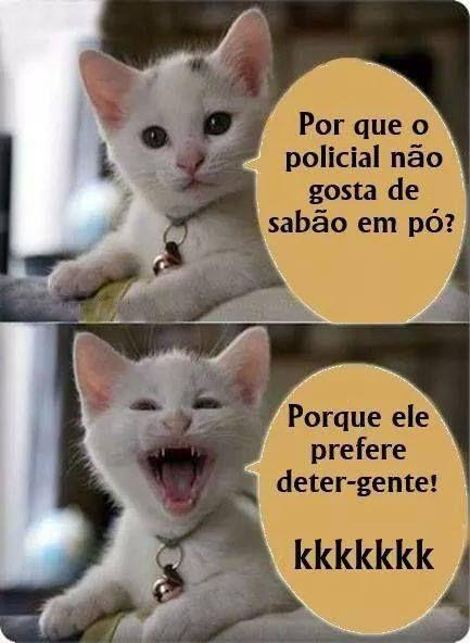Post  Fala Sério!   : DESCONTRAÇÃO !