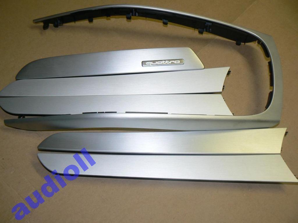 Audi A4 B8 8k Listwy Ozdobne Dekor 6363968051 Oficjalne Archiwum Allegro