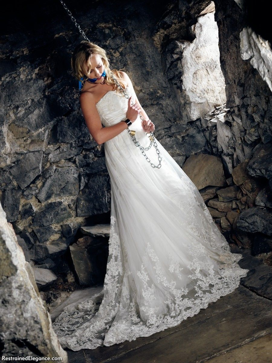 Dress de bondage | Bridal parties | Pinterest