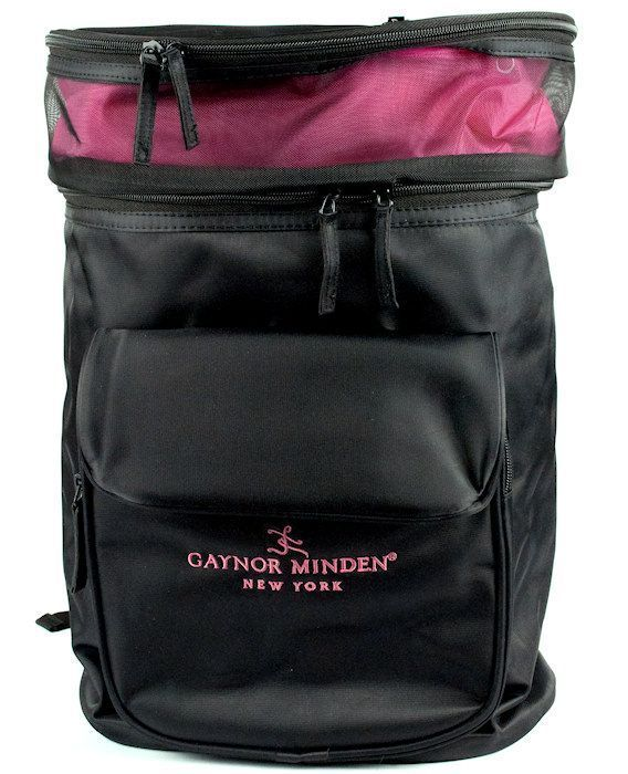 5da0bd849825 Gaynor Minden Dancer s Backpack with ventilated shoe compartment Info   800-637-9240  www.dancer.com
