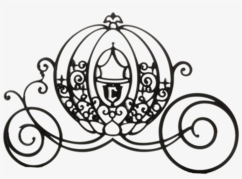 Large Collections Of Hd Transparent Cinderella Carriage Png Images For Free Download All Png Clipa Cinderella Carriage Disney Coloring Pages Disney Drawings