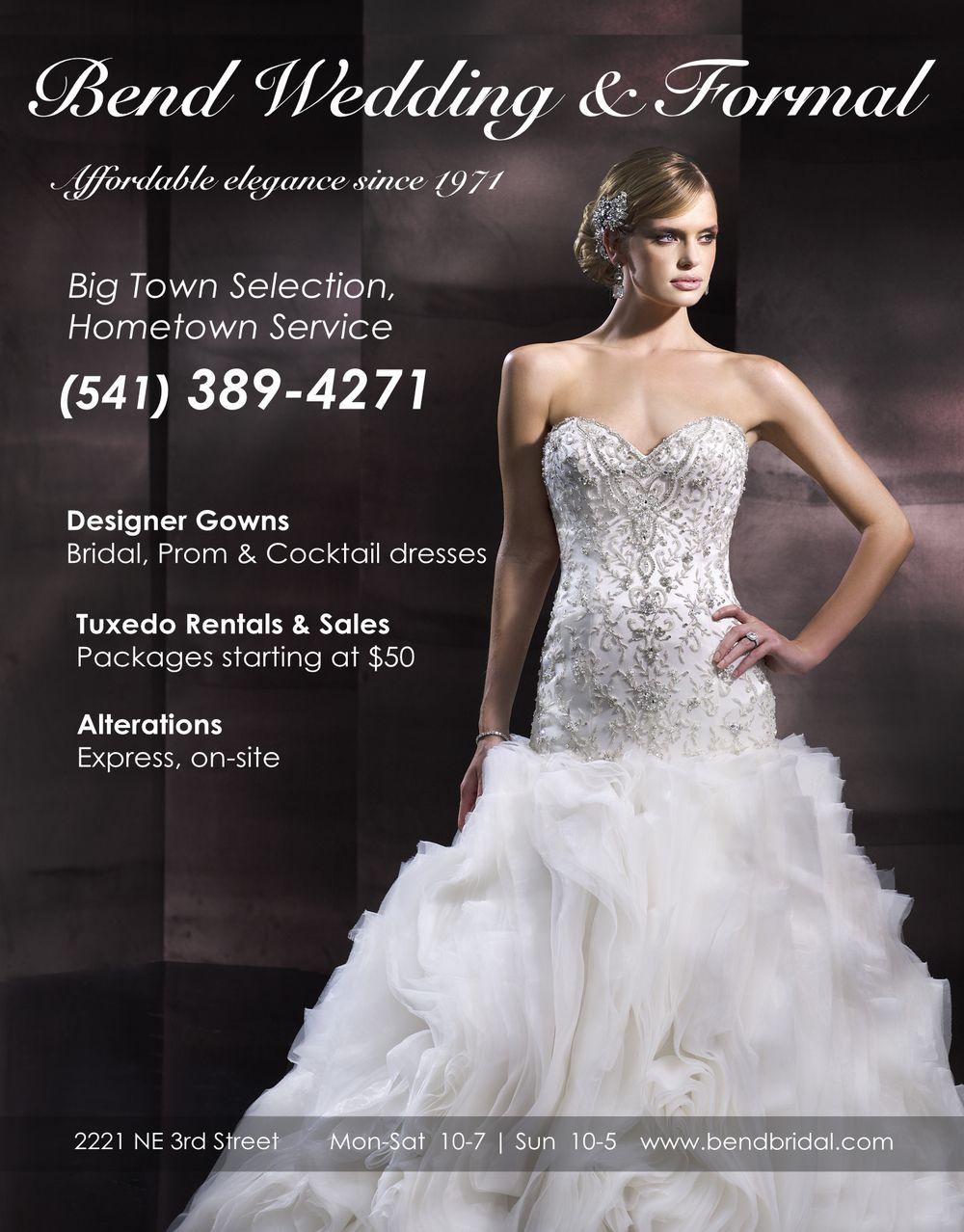 Image Result For Wedding Magazine Ad Cocktail Dress Prom Designer Gowns Wedding Dresses