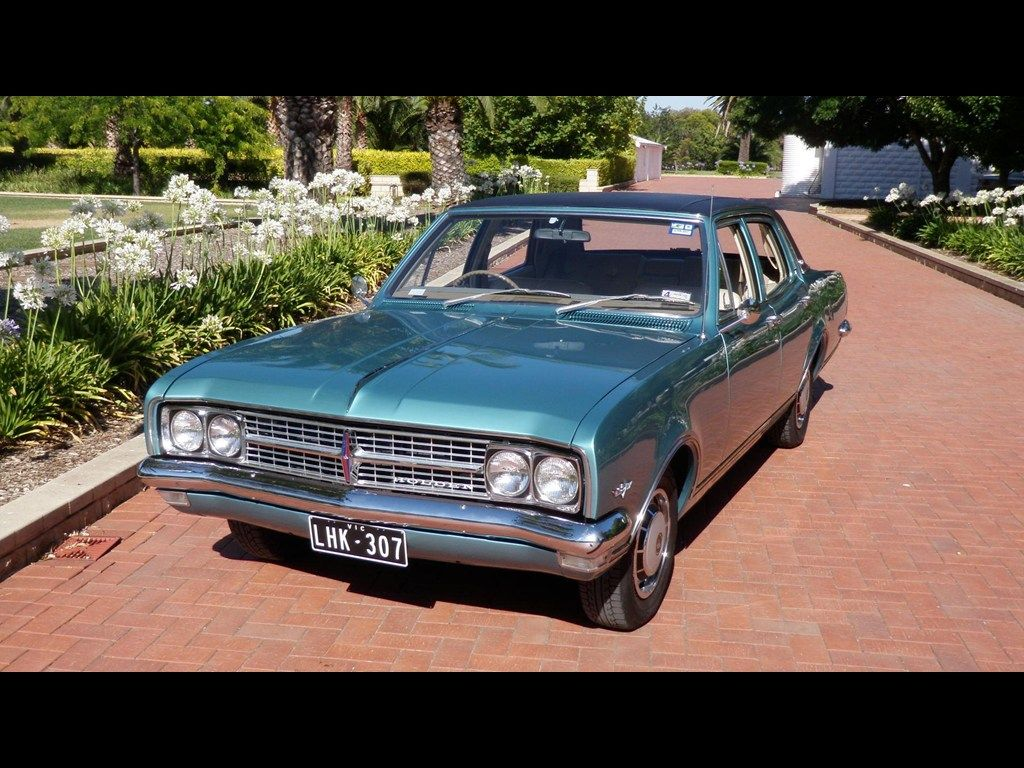 1968 Holden | 1968 HOLDEN BROUGHAM HK for sale $49,500 | ホールデン ...