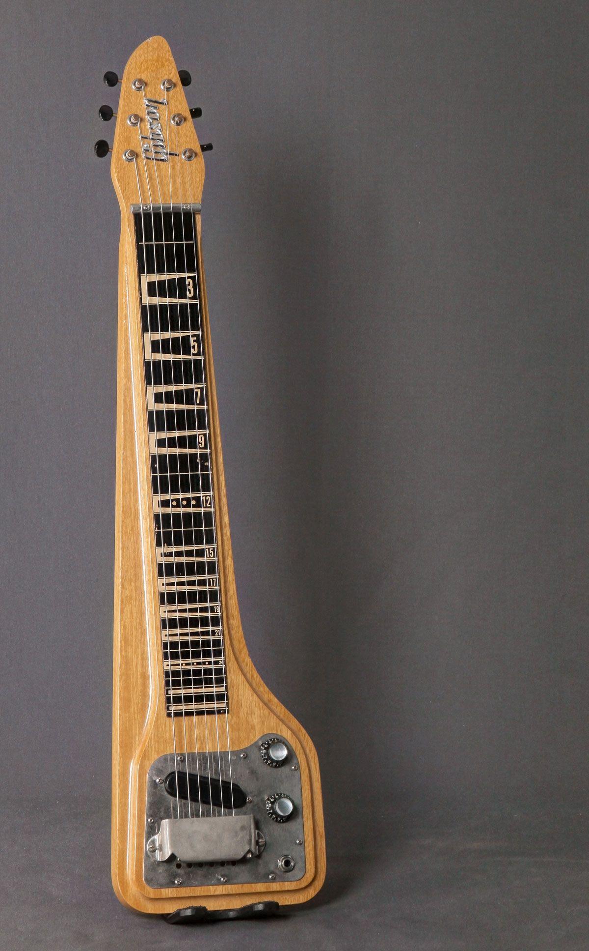 1963 Gibson EH 500 Skylark Lap Steel