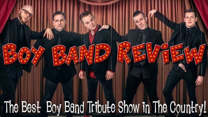 Everybody - The Boy Band Review - http://fullofevents.com/lasvegas/event/everybody-the-boy-band-review-2/