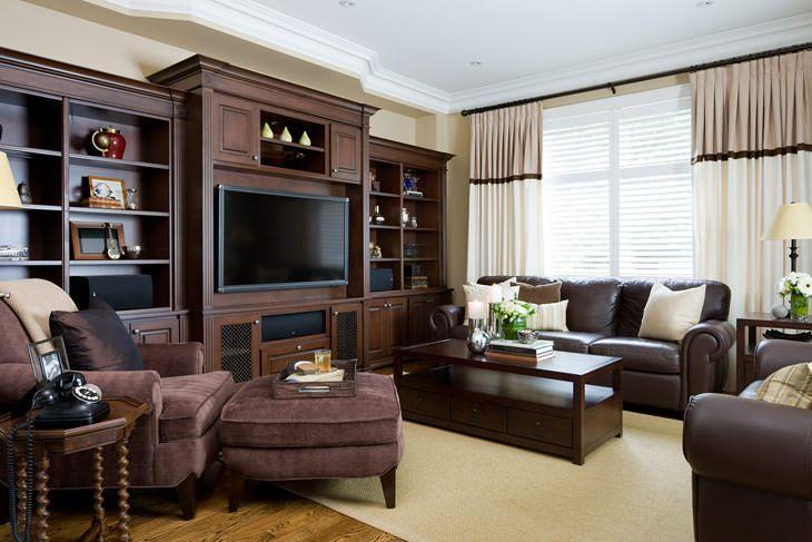 30 Elegant American Style Living Room Designs From Jane Lockhart