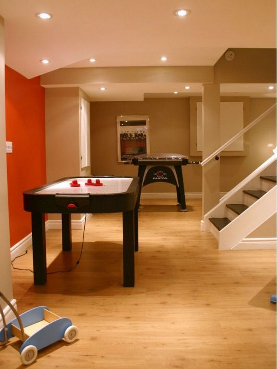 47 Amazing Basement Game Room Remodeling - Project for Fun