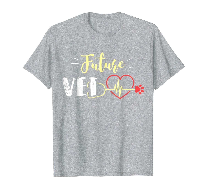 Veterinary School Future Vet Shirt Gift Vet Tech Shirt T