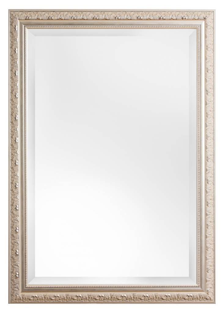 Ein Facettenspiegel Mit Silbernem Barock Rahmen Der Fur Jeden Raum Geeignet Ist Ob Sie Diesen Luxuriosen Spiegel Im Flur Wohn Barock Spiegel Und Rahmen